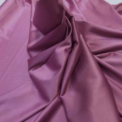 Satin gros elastic roz-lila prafuit