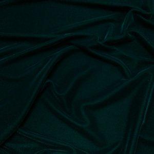 Catifea fina verde marin inchis