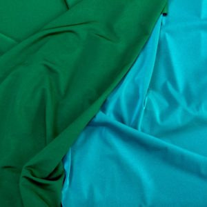 Lycra subtire 2 fete verde-turcoaz