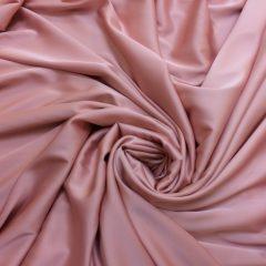 Imitatie satin de matase roz-piersiciu prafuit