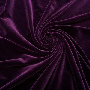Catifea densa burgundy