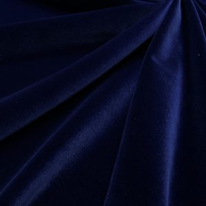 Catifea densa albastru-inchis