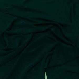 Barbie crep verde-marin inchis