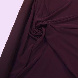 Barbie crep burgundy-inchis