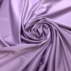 Tafta elastica Linda lila pastel