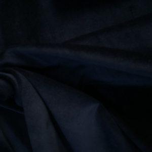 Catifea de bumbac bleumarin