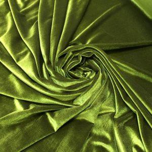 Catifea elastica verde lime