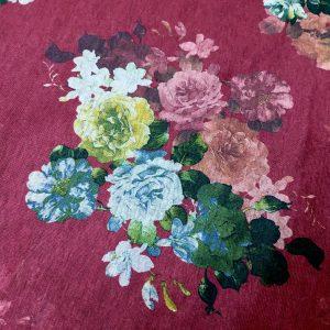 Jerse imprimeu floral
