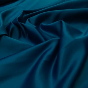 Tafta Duchesse albastru-marin inchis