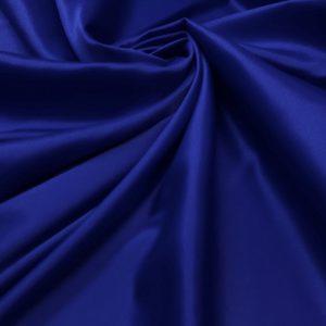 Tafta elastica Scarlet albastru royal inchis