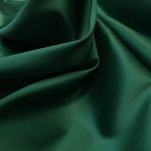 Tafta elastica Scarlet verde-inchis