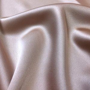 Tafta elastica Scarlet roz-piersiciu  prafuit