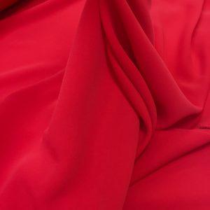 Barbie crep rosu-coral