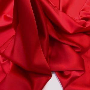 Tafta elastica Scarlet rosie