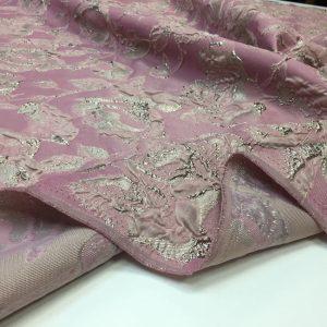 Brocart imperial roz-pastel