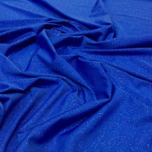 Lycra albastra cu sclipici