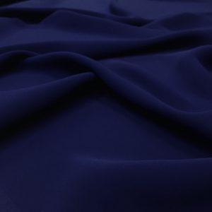 Crep albastru-royal inchis