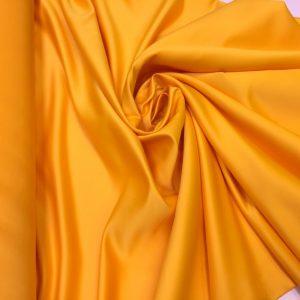 Tafta Duchesse galben-auriu