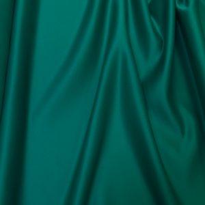 Tafta Duchesse verde-turcoaz prafuit