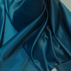 Tafta fixa lucioasa albastru-marin