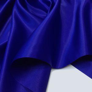 Tafta fixa lucioasa albastru-royal