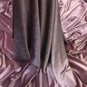 Catifea elastica roz-prafuit