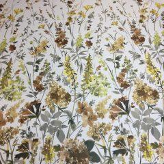 Material draperie imprimeu flori