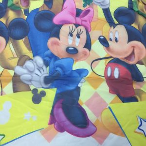 Perdea copii Minnie si Mickey