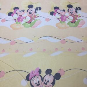 Perdea copii cu Minnie si Mickey