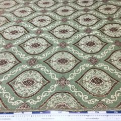 Tesatura tapiserie olive model baroc