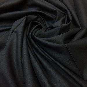 Stofa subtire neagra cu picatele