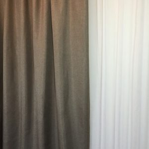 Material draperie bej-khaki