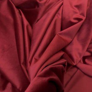 Catifea draperie bordeaux