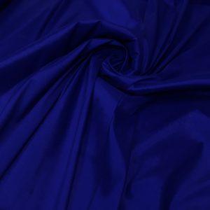 Tafta elastica subtire albastru royal