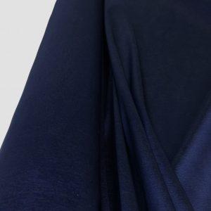 Tafta elastica subtire bleumarin inchis