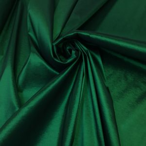 Tafta elastica subtire verde smarald