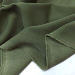 Crep cu elastan verde salvie
