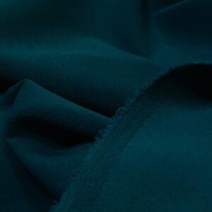 Crep cu elastan verde marin