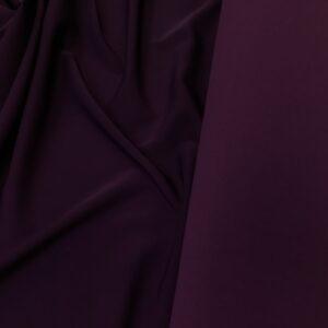 Crep cu elastan burgundy