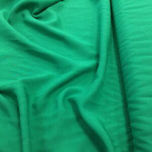 Batist de bumbac verde smarald