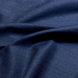 Tesatura denim albastru cu elastan