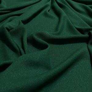Crep subtire Elara verde inchis
