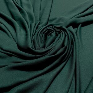 Crep subtire Elara verde-marin