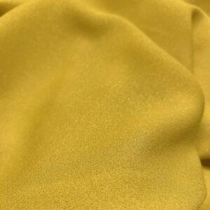 Crep subtire Elara galben-mustar