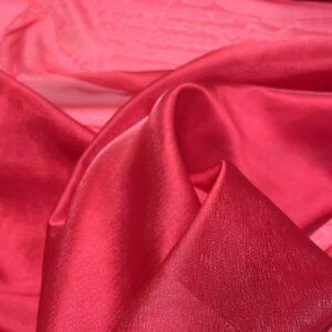 Organza rosie