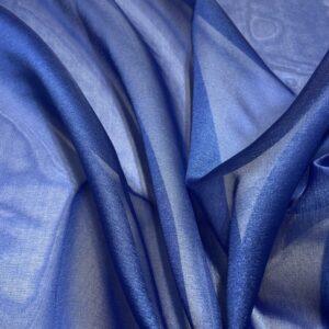 Organza albastra